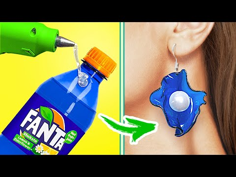 15 Cute Crafts And DIYs || Resin And Hot Glue Ideas