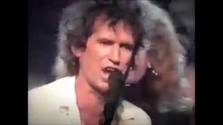 """video is: """"Honky Tonk Women"""" 1985 / song is somewhere beetween 88/8..."""