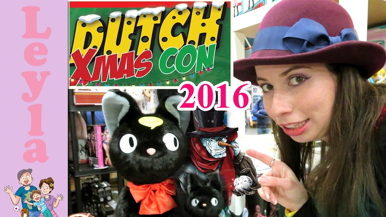 Xmas con 2016 dutch comic con jaarbeurs utrecht for Jaarbeurs utrecht 2016