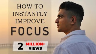 The Secret Technique For IMPROVING Your Focus & Brain Power | BeerBiceps