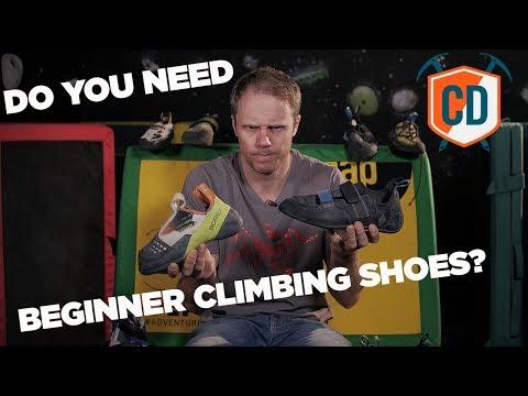 Should You Buy A Pair Of  Beginners Climbing Shoes? | Climbing Daily Ep.1380