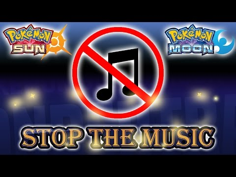 New Code Feb 17 | How to Turn Off the Game Music in Pokemon Sun and Moon