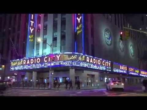 Go  with Radio City Music Halls Stage Door Tour!