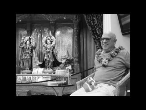 H.D.Goswami, 06.28.17 - Karuna Bhavan, Scotland