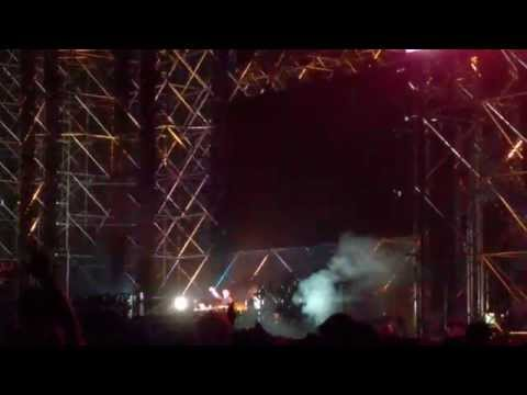 Dillon Francis live Hard Summer 2015 (1/3)