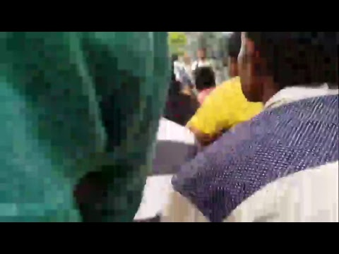 allahabad ssc protest live