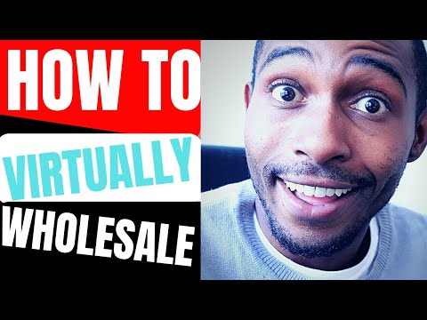 How To Virtually Wholesale Houses Step By Step 👀🚀