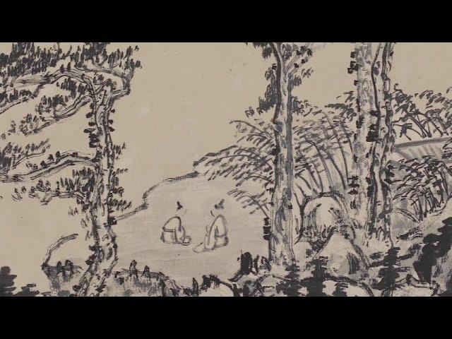 【央廣】蔣夫人水墨畫作動畫暨修護全紀錄