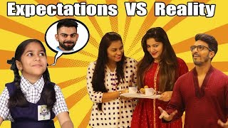Expectations As Kids Vs Reality As Adults | Funny Video Ft. Pari's Lifestyle