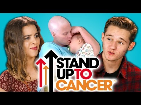 Teens React to Stand Up To Cancer (SU2C)