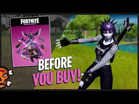 Before You Buy The DARKFIRE PACK | Combos/Gameplay (Fortnite Battle Royale)