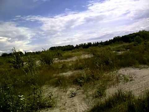 Muriel Lake Sand Dunes