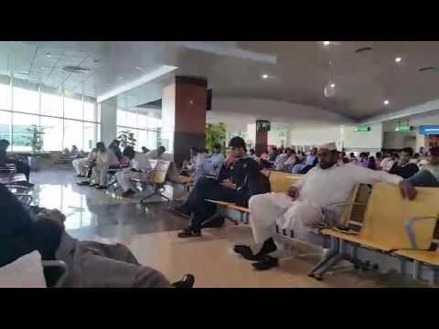 Pak hassan dubai   .. Multan  airport