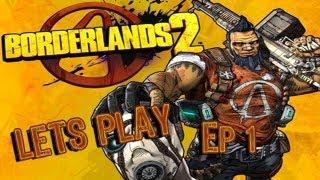 Borderlands 2 - Let's Play Commentato - Parte 1: Salvadorrrr!!