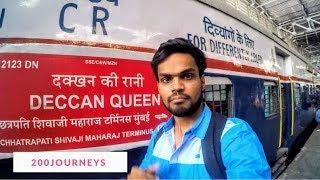 Deccan Queen Express | Mumbai to Pune