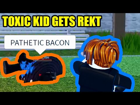 I DESTROYED The MOST TOXIC KID In Roblox Jailbreak