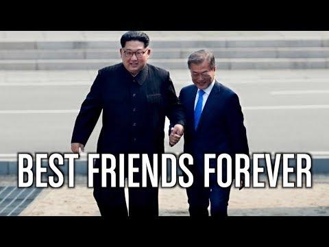 La verdad sobre el encuentro de las dos Koreas (DOBLAJE)