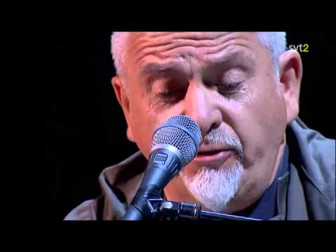 Peter Gabriel - Father Son (live @ 'Peace One Day' Gala 2008)
