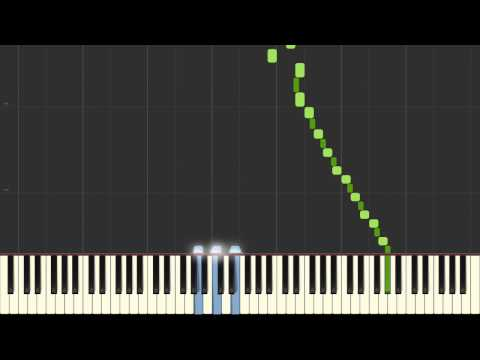 Fur Elise - Piano Tutorial (Synthesia/Piano Cover/Sheet Music)