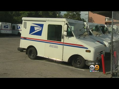 USPS Halts Delivery To Glassell Park Neighborhood After Mail Carrier Nearly Shot
