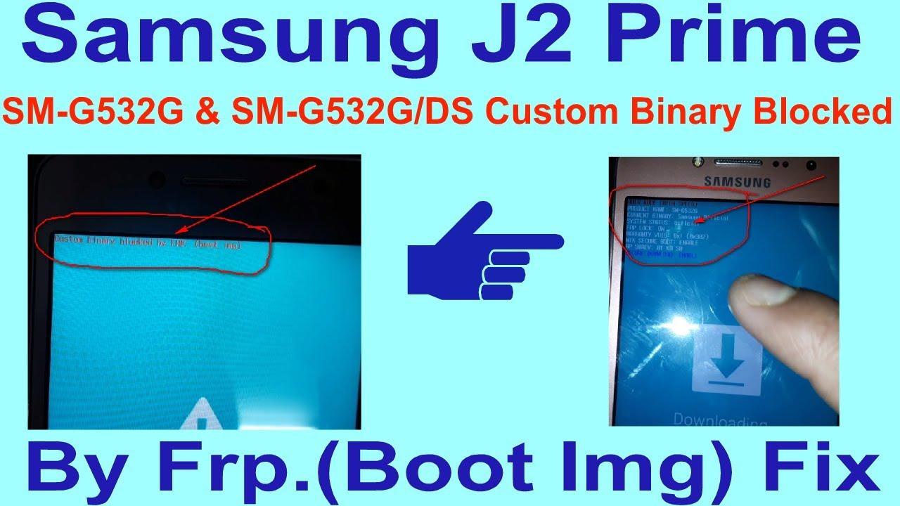 stock boot.img samsung j2 prime
