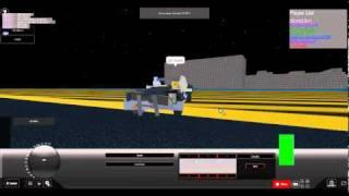 My Police Car. Roblox - City Cruise by crazyjack41