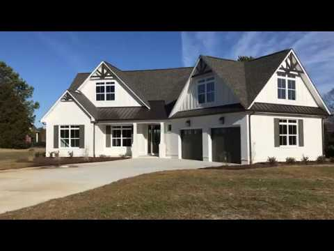 Franklin Plan - PresPro Modern Farmhouse - Charlotte Custom Home Builder | PresPro Custom Homes
