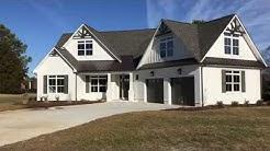 Franklin Plan - PresPro Modern Farmhouse - Charlotte Custom Home Builder | PresPro Custom Homes