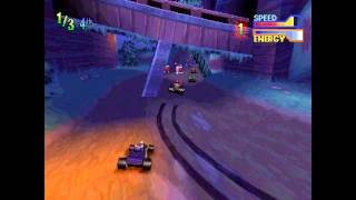 Tyco R/C: Assault with a Battery ... (PS1) 60fps