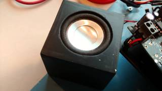 Scania V8 sound for RC trucks