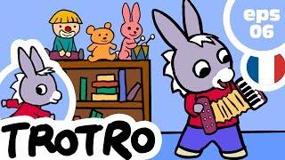 TROTRO - EP06 - Trotro musicien