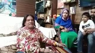Nooran Sisters | Mere Data Ji Teriya Rachaiya Kheda Saariya | Nooran Sister With Her Fathe New Klaam