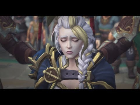Предательство Джайны | Battle for Azeroth