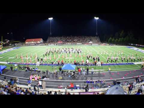 Stephens County High School GA Marching Band 2019