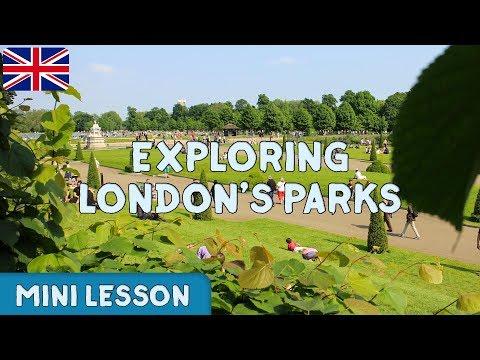 Best Outdoor Spots In London
