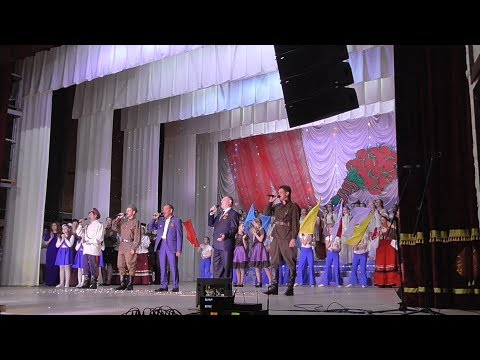 Семикаракорск Концерт ко Дню Победы 9 мая.