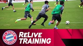 ReLive | FC Bayern Training w/ Lewandowski, Boateng & more!