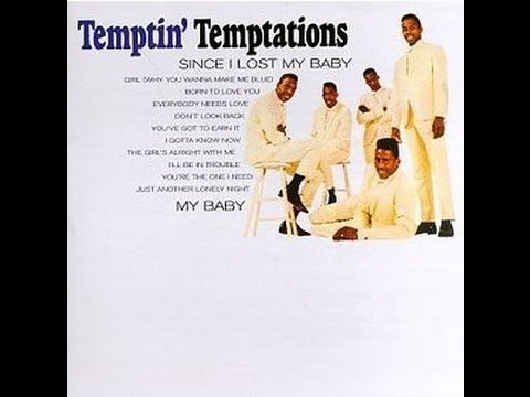 The Temptations - Just Another Lonely Night