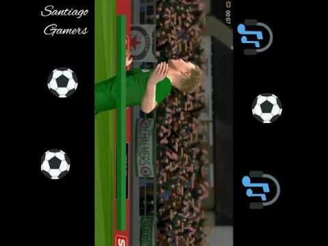 GOLAZO DE TIRO LIBRE !!   Dream League Soccer [Santiago Gamers]