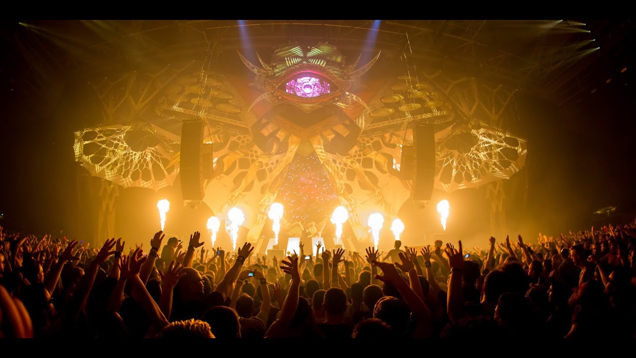 Qlimax 2013 Official Q Dance Aftermovie Youtube