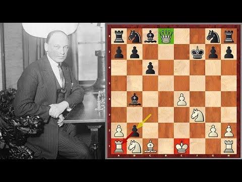"""Chess is a fairy tale of 1001 blunders."" - Savielly Tartakower"