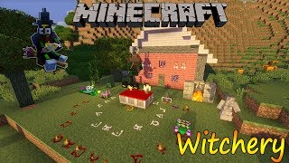 Minecraft 1.6.4 - Witchery Mod / Español