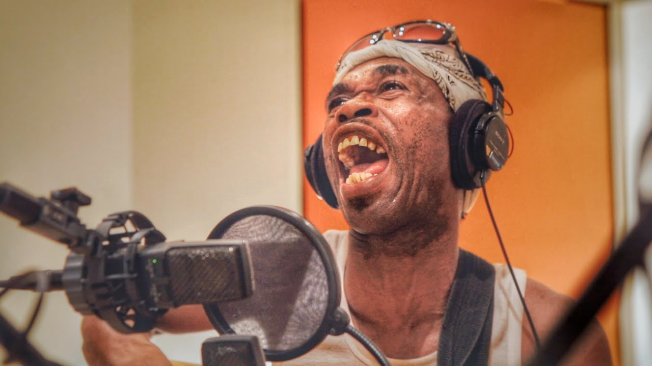 Brushy One String   War & Crime Recording Session