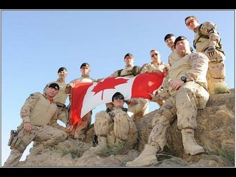 Canadian Armed Forces - Canadian Anthem - O Canada