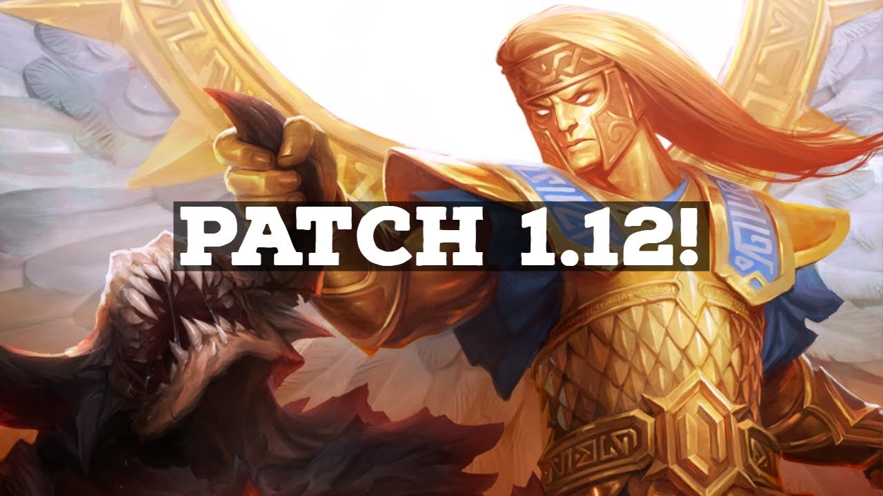 Age of Magic - Patch 1 12!