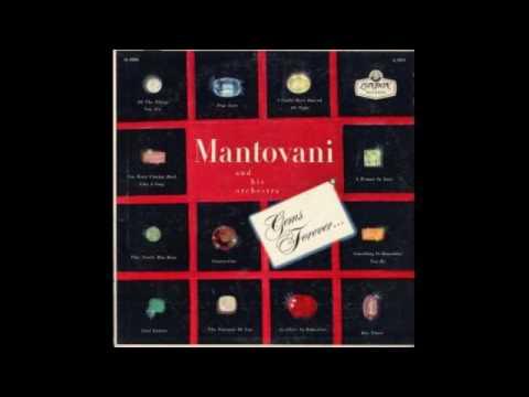 Mantovani And His Orchestra – Gems Forever... - 1958 - full vinyl album