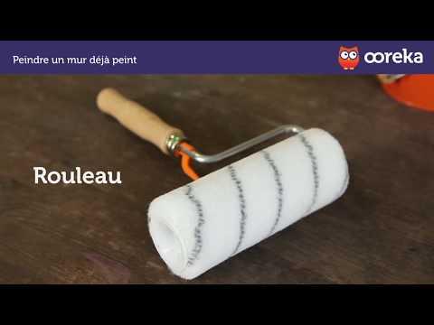 Peindre Un Mur Déjà Peint (Ooreka.fr) Idees Etonnantes