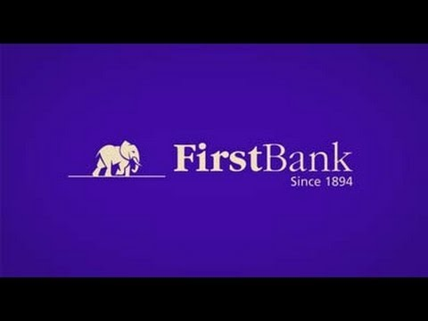 First Bank - Infographic Motion Graphics