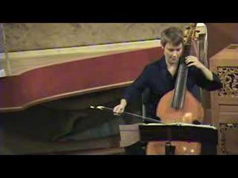 J.S. Bach: Sonata for Viola da Gamba and Harpsichord BWV 1027, Adagio