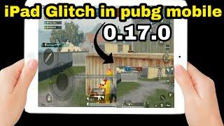 tDM NEW EYE BUTTON GLITCH IN PUBG MOBILE ! 0.17.0 NEW SECRET GLITCH ! PLAY TDM MATCH IN IPAD VIEW